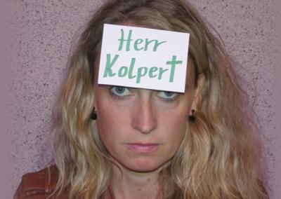 """""""Herr Kolpert"""" Slider"""