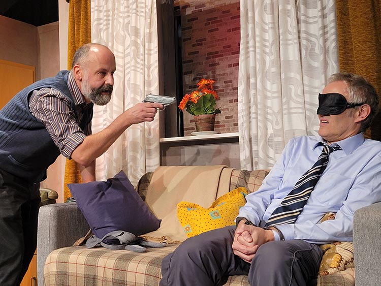 Szenenfoto aus dem Stück MEIER MÜLLER SCHULZ